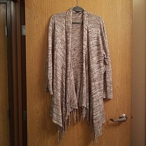 Sweaters - 3xl Cardigan with Frills